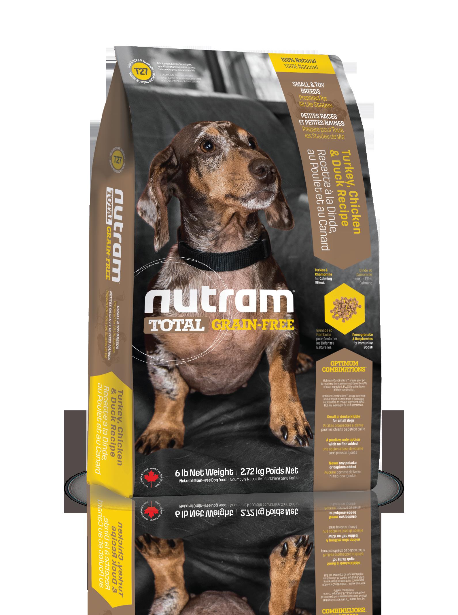 Pin On Nutram Dog Food