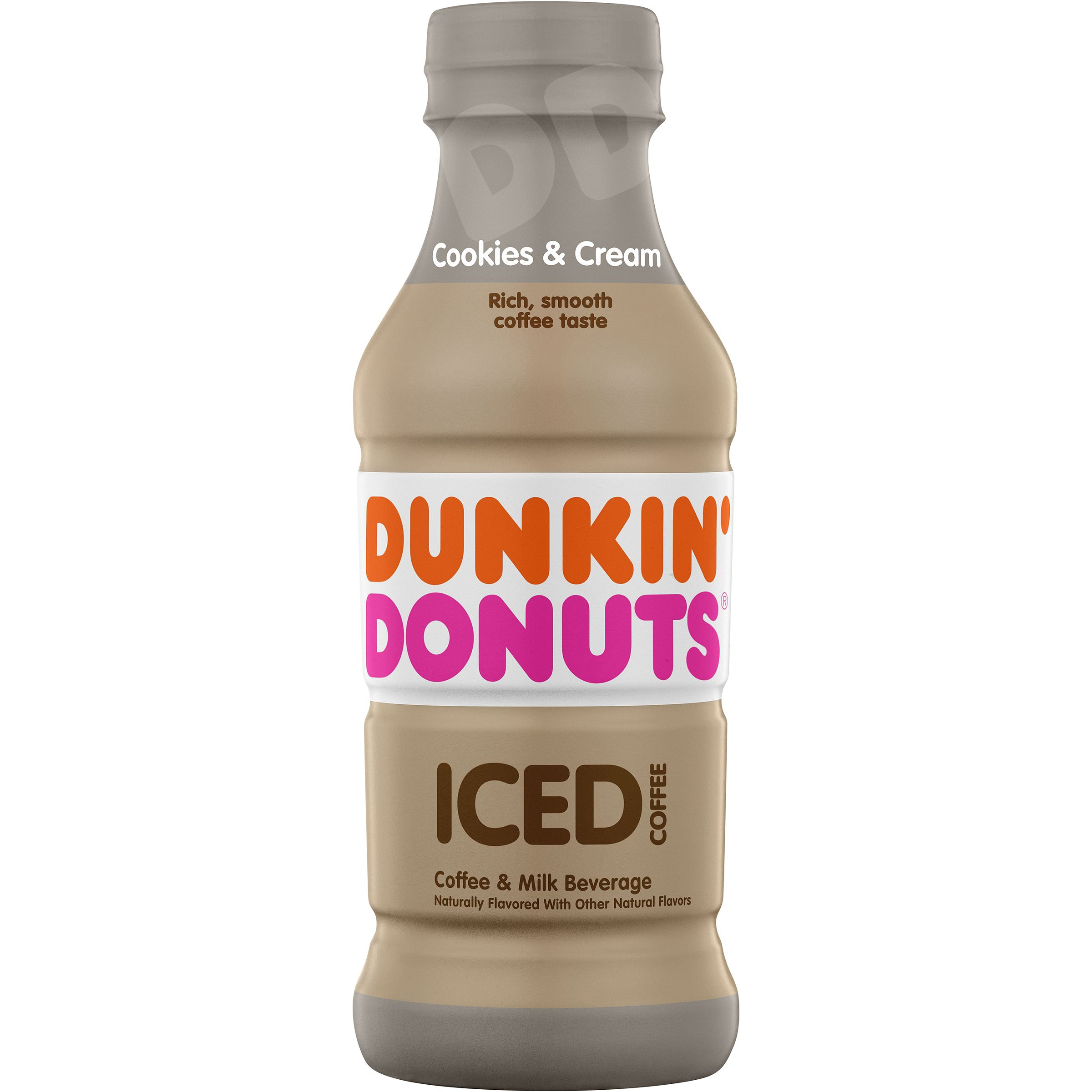 Dunkin Donuts Cookies And Cream Iced Coffee Nutrition in