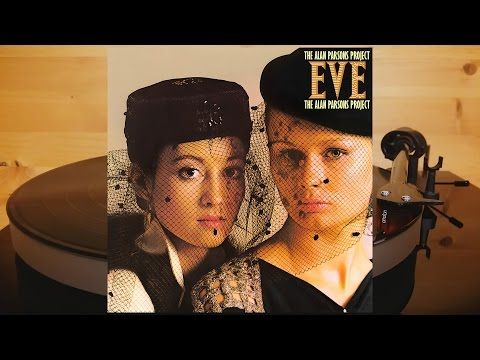 The Alan Parsons Project Eve Vinyl Youtube Alan Parsons