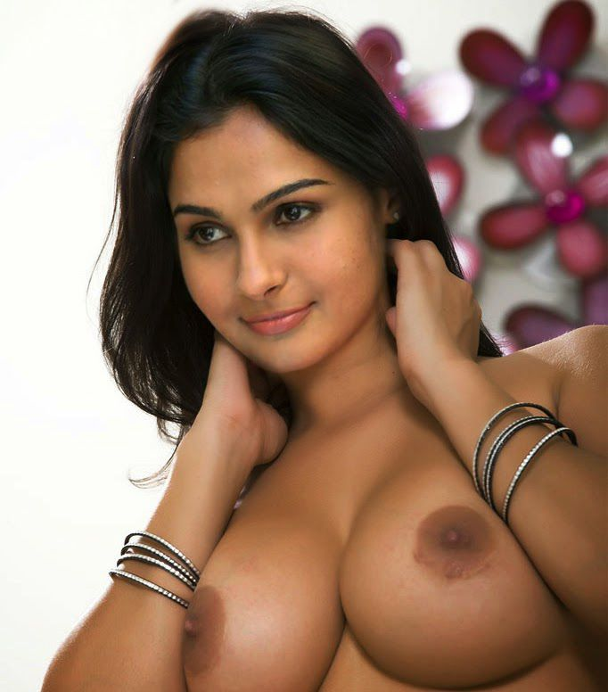 Andrea Jeremiah Nude Showing Boobs And Nipples - Tamil -6509