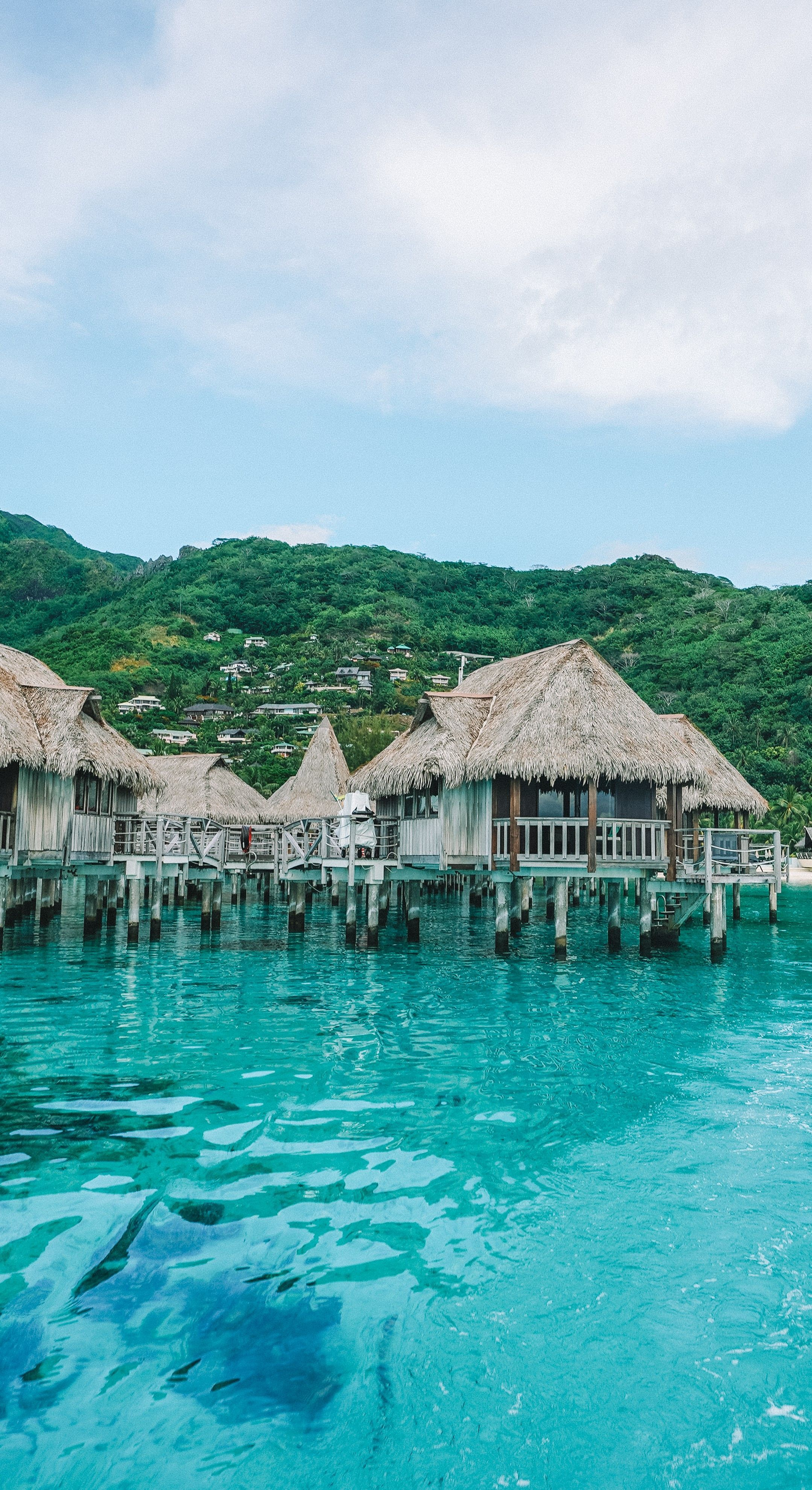Sofitel Moorea Ia Ora Beach Resort The Ultimate Overwater