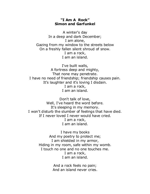 Define Lyric Poems 7