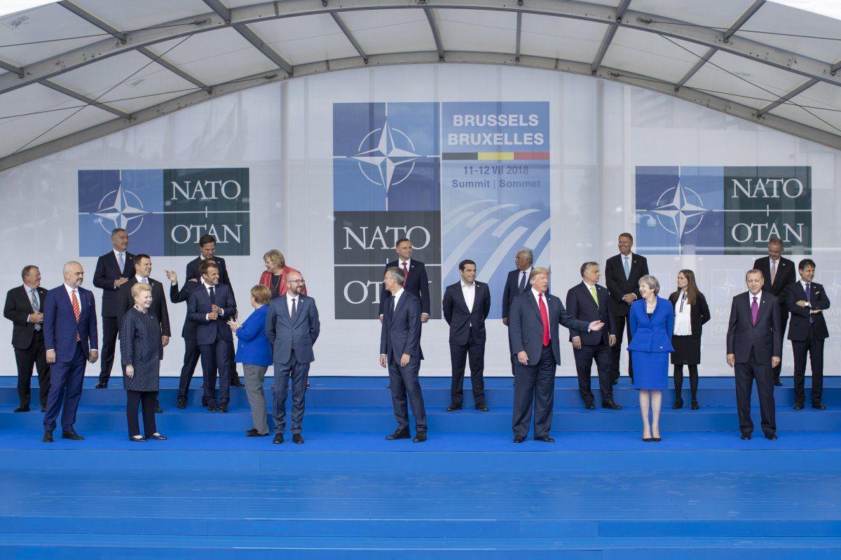 OTAN en emporte le vent Géopolitique, Armée rouge