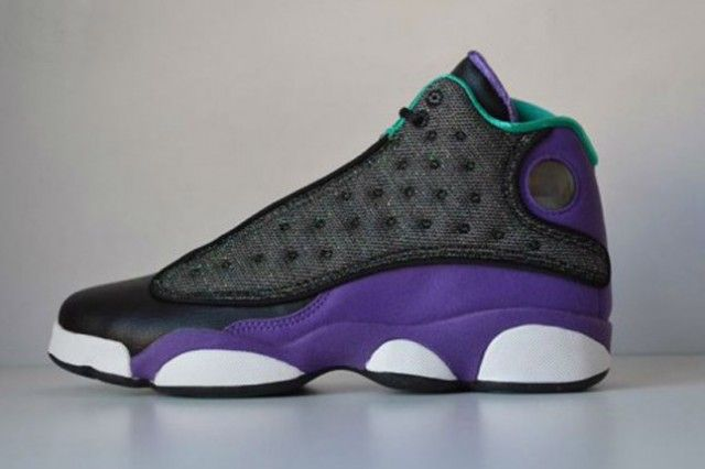 "new arrival e9e5e 6552f Air Jordan 13 GS ""Grape"" 