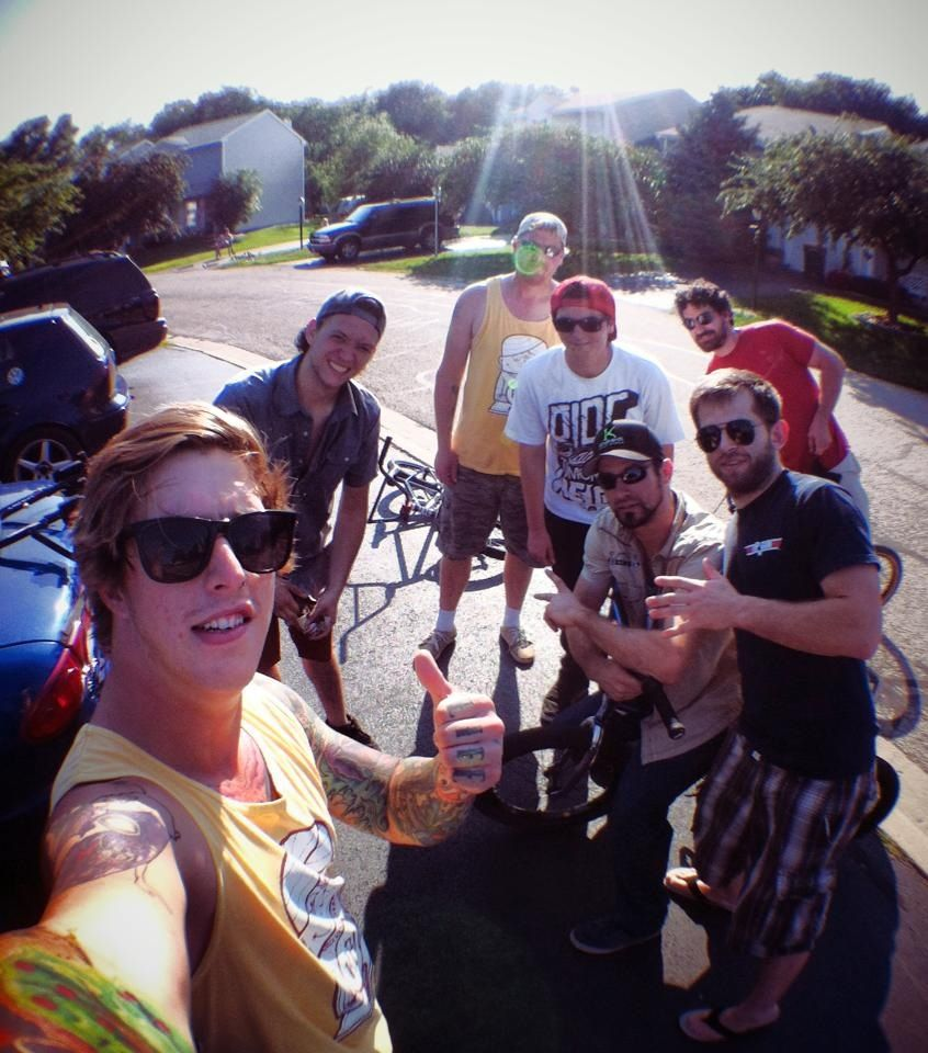 Ketch familia. BMX4Life!