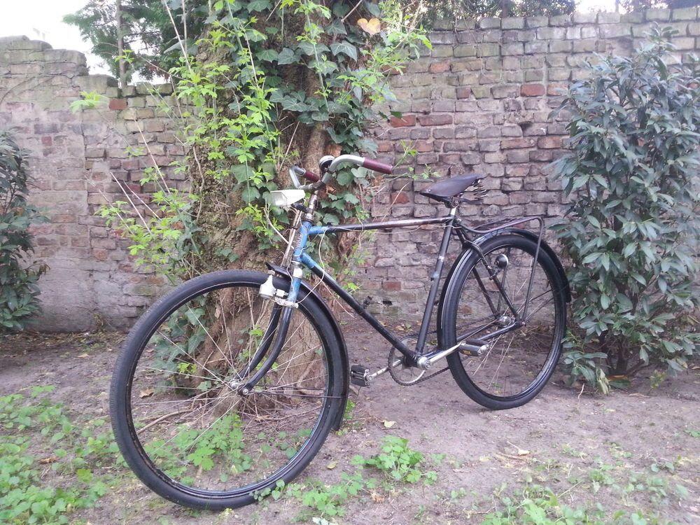 Zum Verkauf steht ein Diamant Fahrrad - Model EH, Baujahr 1953. Das ...