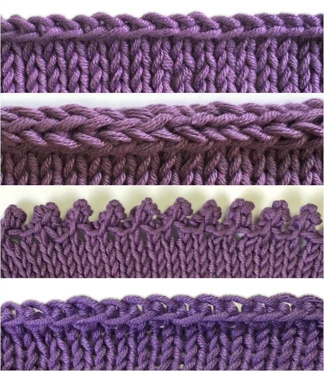 Photo of Conquer four different bind-offs (and learn when they ever … – Knitting trend …