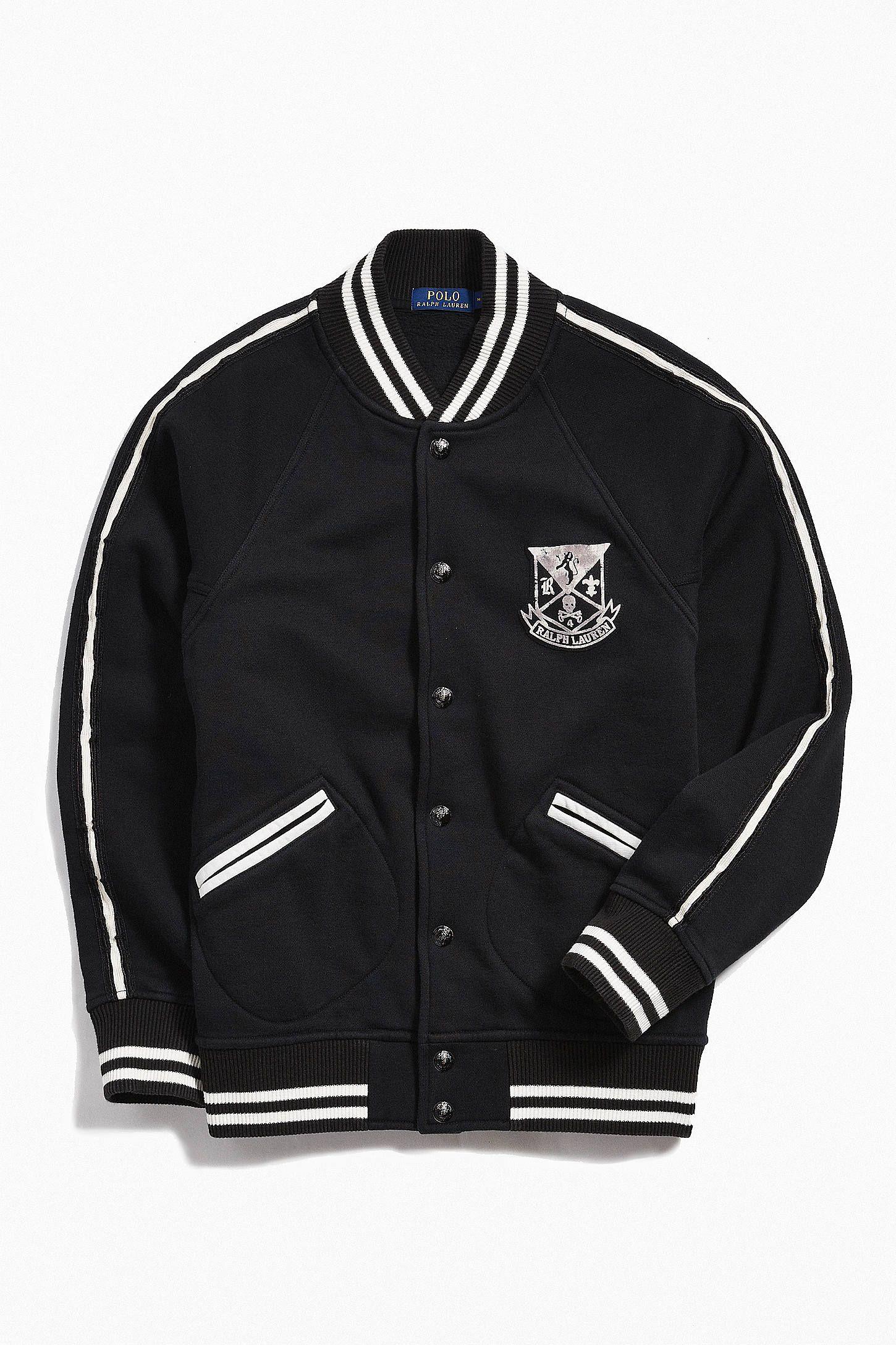Polo Ralph Lauren New York Crew Jacket Urban Outfitters Jackets Ralph Lauren New York Mens Jackets [ 2175 x 1450 Pixel ]