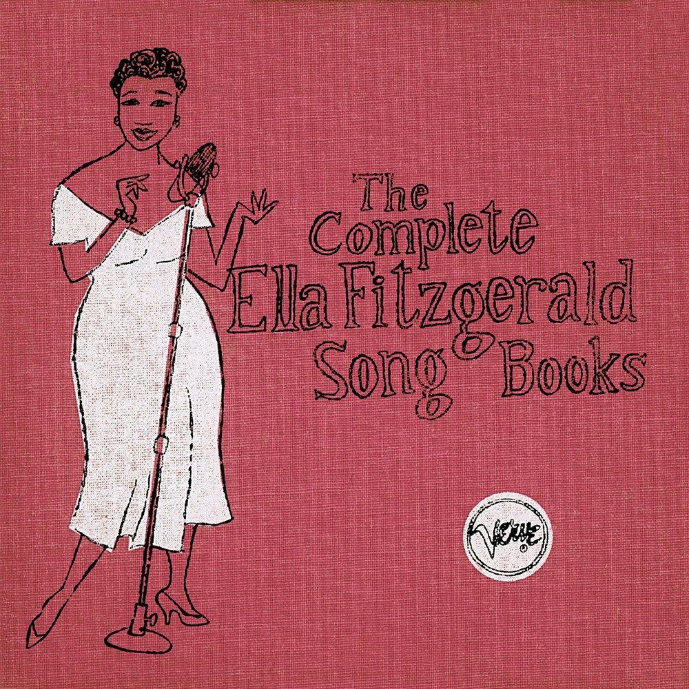 Ella Fitzgerald Fanart Tv Ella Fitzgerald Song Book Music Book