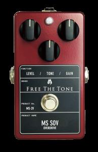 Free The Tone   MS SOV [MS-2V]