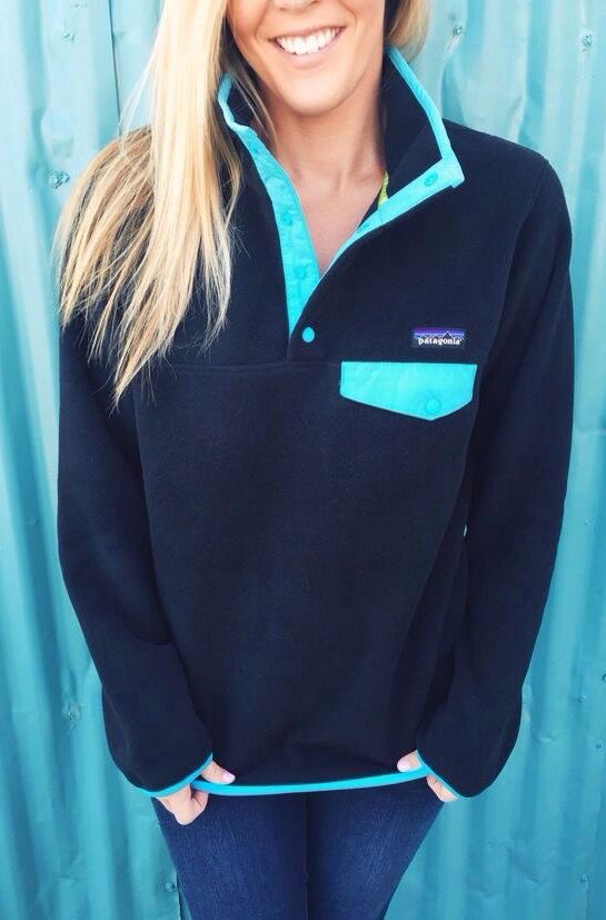 Patagonia Pullover Click Through My Dream Closet