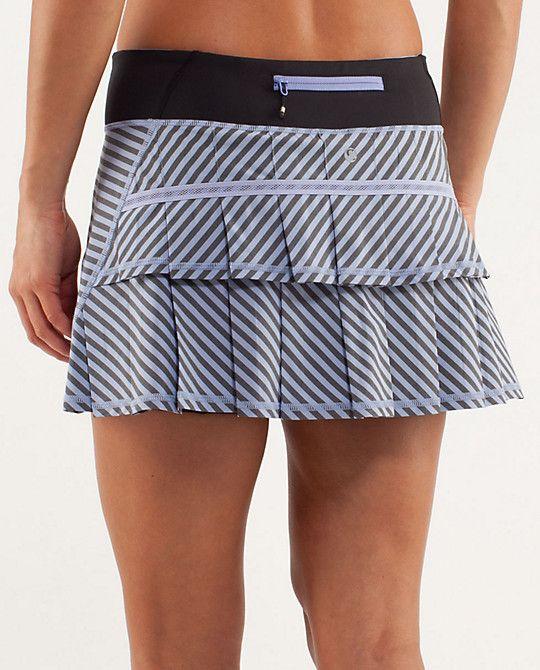 run: pace setter skirt (regular)   women's shorts, skirts