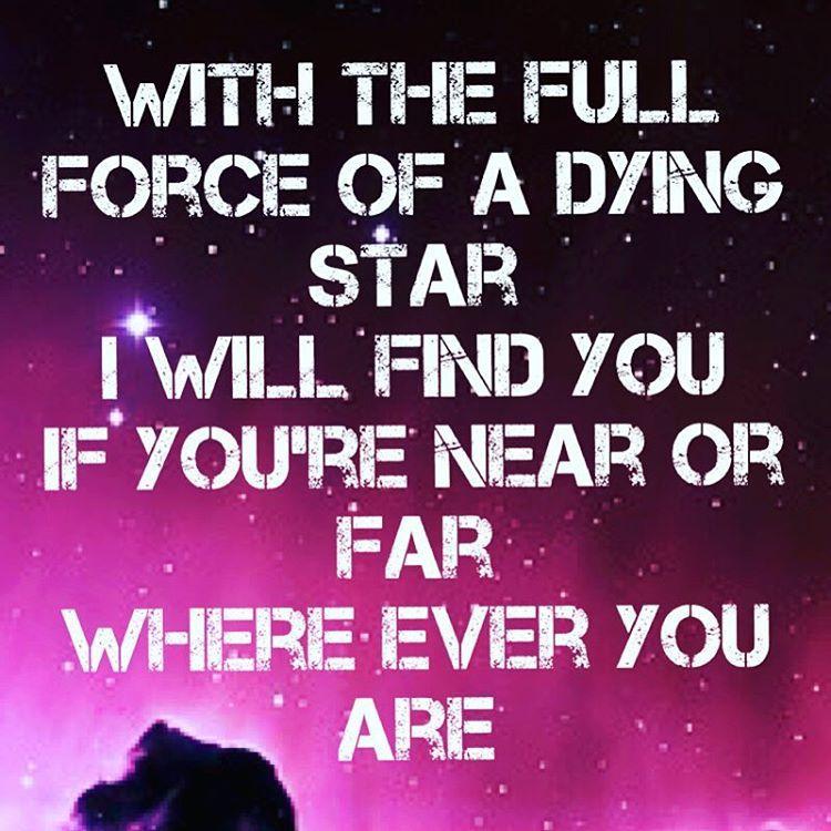 """The Future is Now"" — Starset lyrics are so epic. -BH"