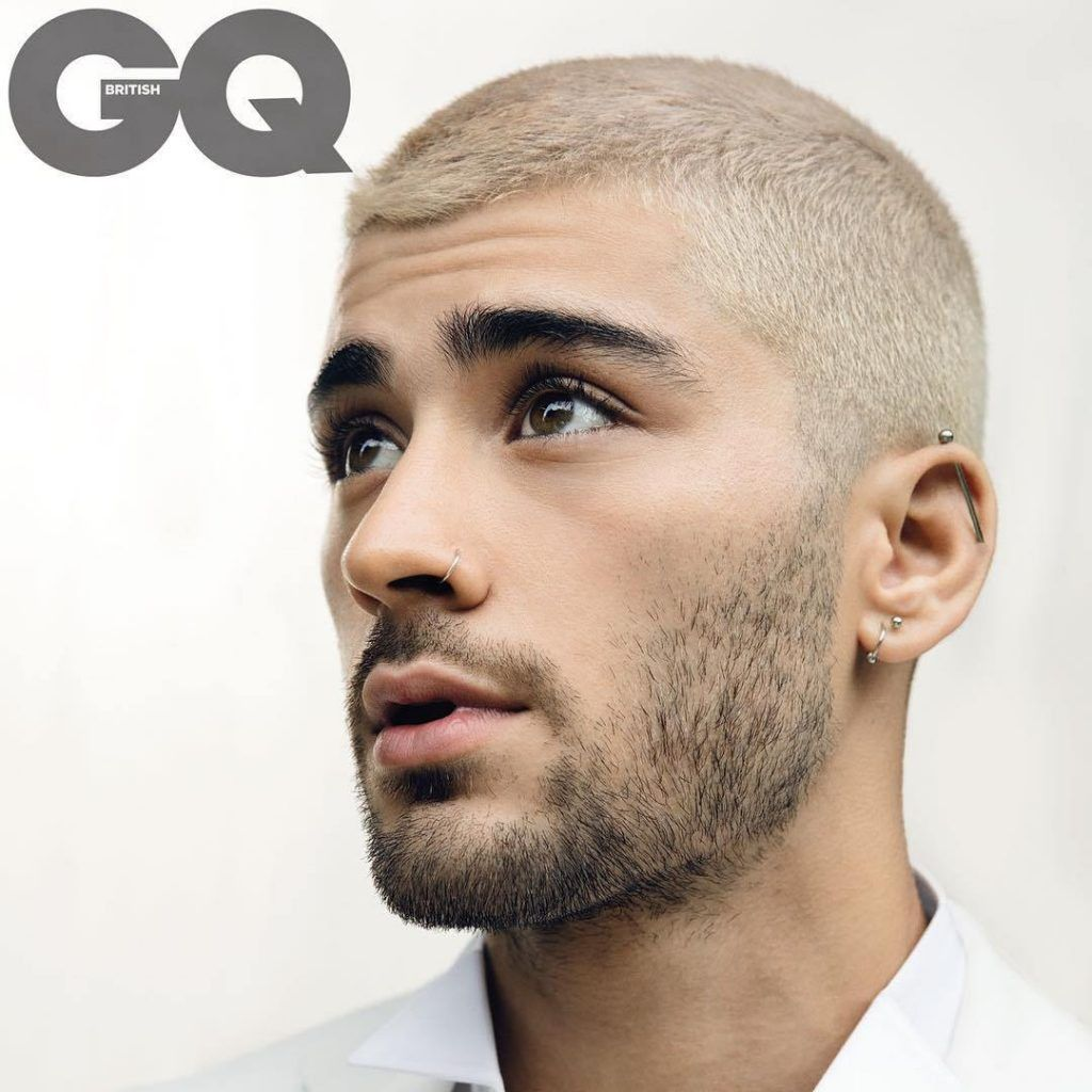 zayn malik haircut | men's hairstyles – 2018 haircuts | zayn