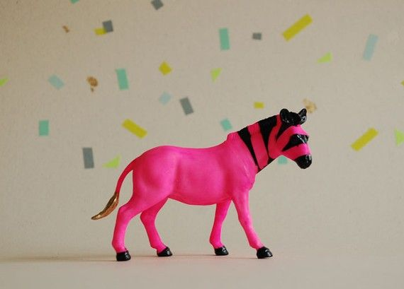 neon animal.