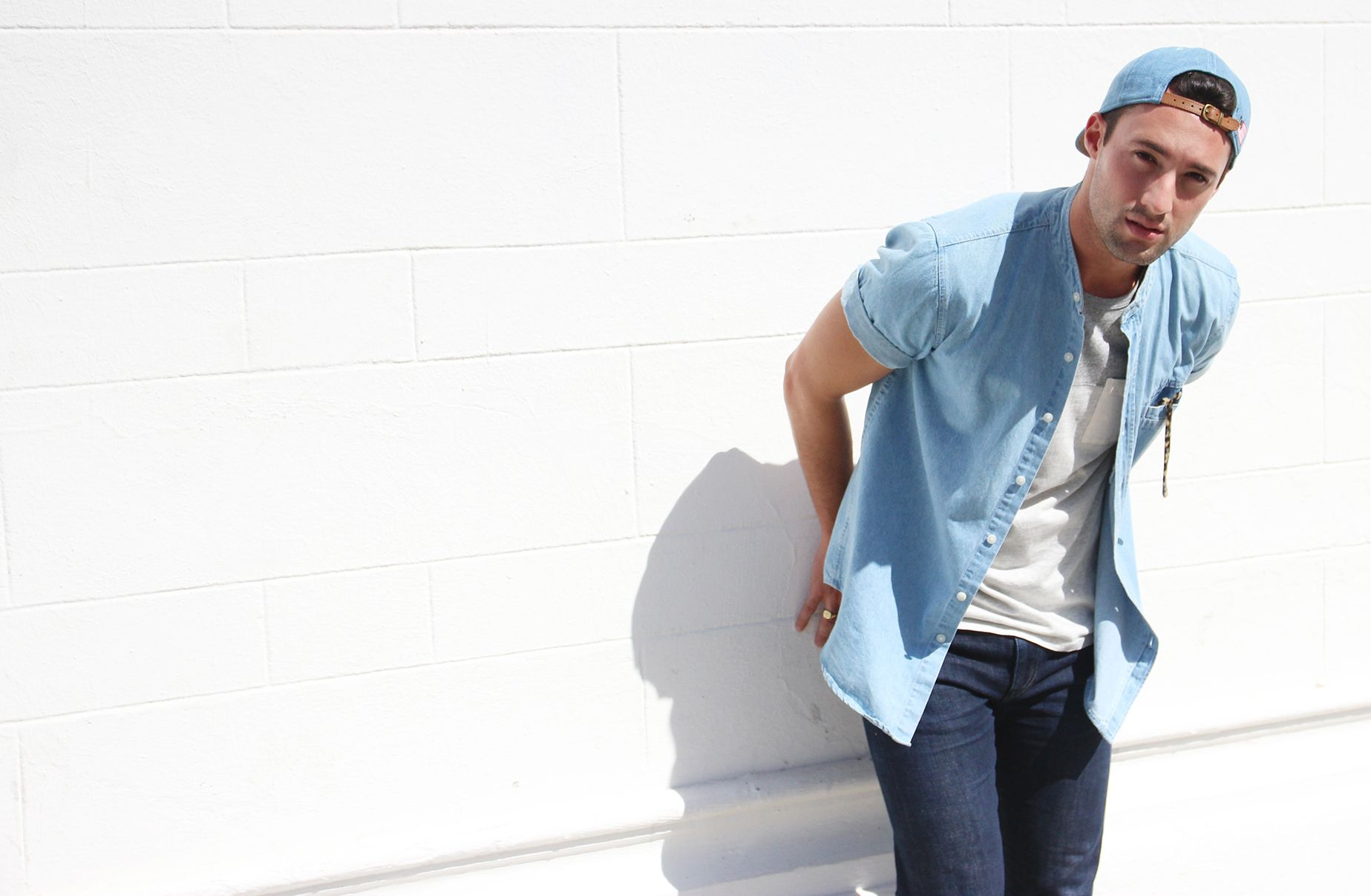 DEAR DENIM (With images) Mens fashion casual, Men casual