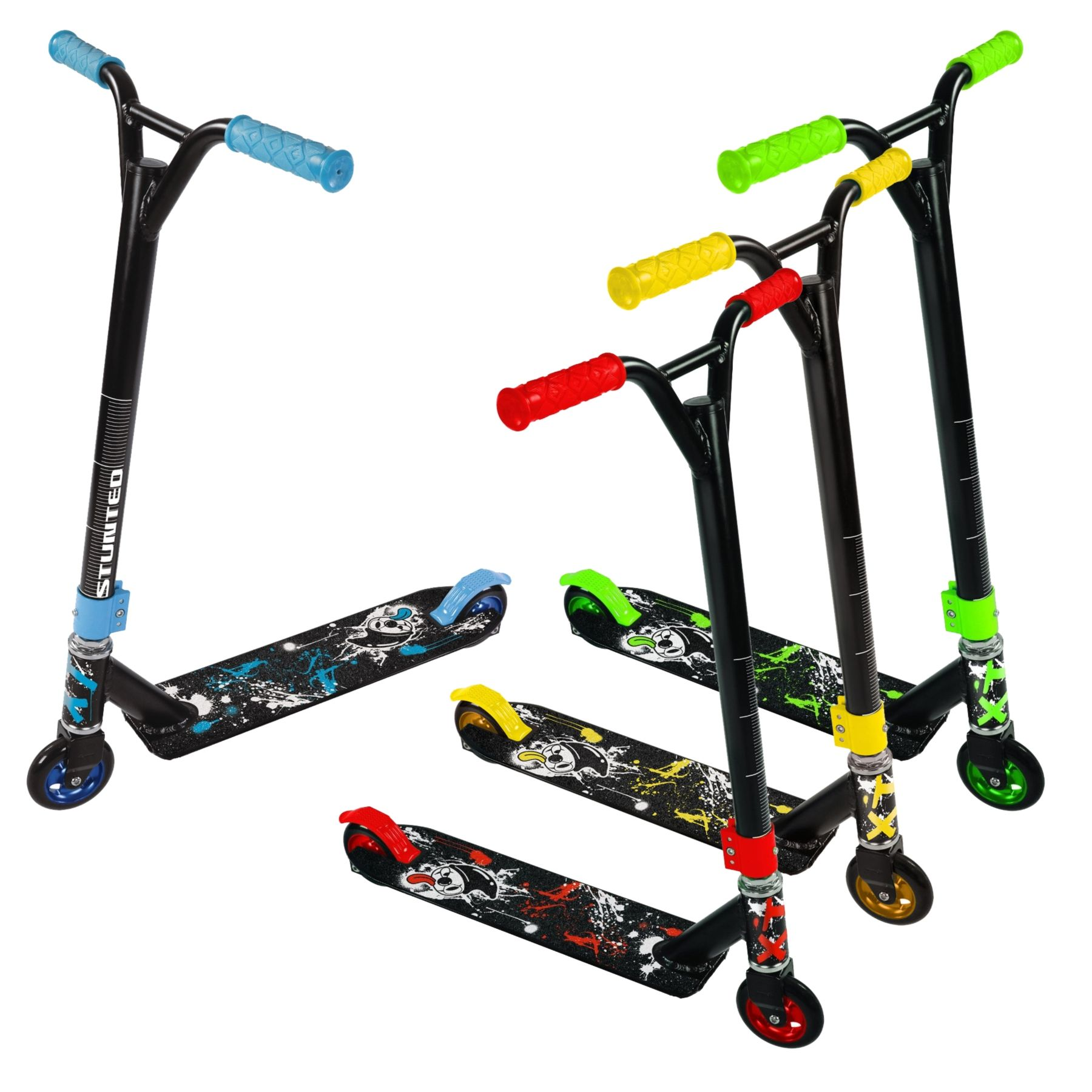 stunted xt stunt scooter make your child be the envy of. Black Bedroom Furniture Sets. Home Design Ideas