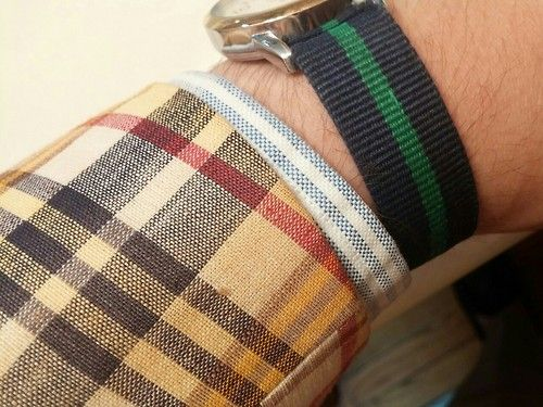 the-popinjay: Corbin madras, Polo oxford, Gant tie, Bill's...