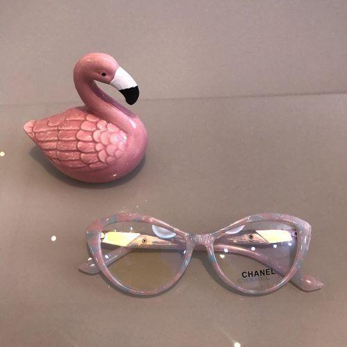 d29d81b45 Armação Óculos Feminino Grau Chanel - R$ 69,99 | COMPRAS | Óculos ...