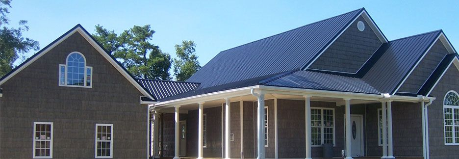 Metal Roofing Jacksonville NC, Metal Roofing Atlantic