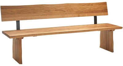 SCHÖSSWENDER Sitzbank »Oviedo«, Breite 220 cm Sitzbank