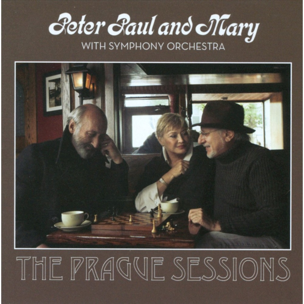 Peter, Paul and Mary - Peter Paul and Mary with Symphony Orchestra: The  Prague · Peter YarrowSong ...