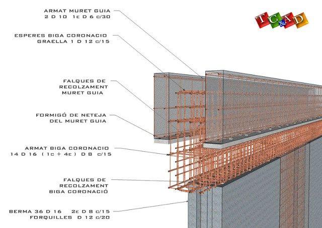 Cat logo de detalles constructivos 3d ingenier a civil for Detalles constructivos de piscinas