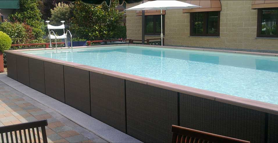 piscine hors sol acier enterrable 28 images piscine. Black Bedroom Furniture Sets. Home Design Ideas