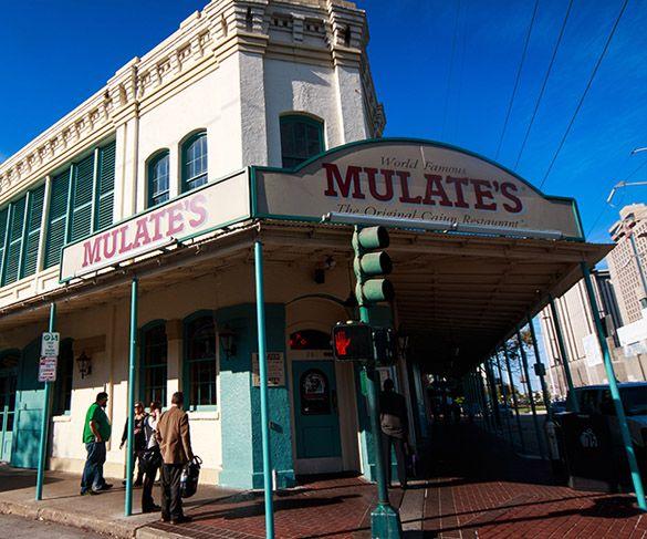 Mulate S The Original Cajun Restaurant New Orleans