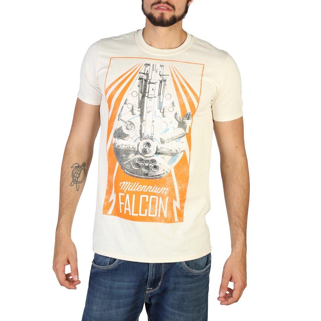 Star Wars Vintage Falcon T-Shirt Uomo