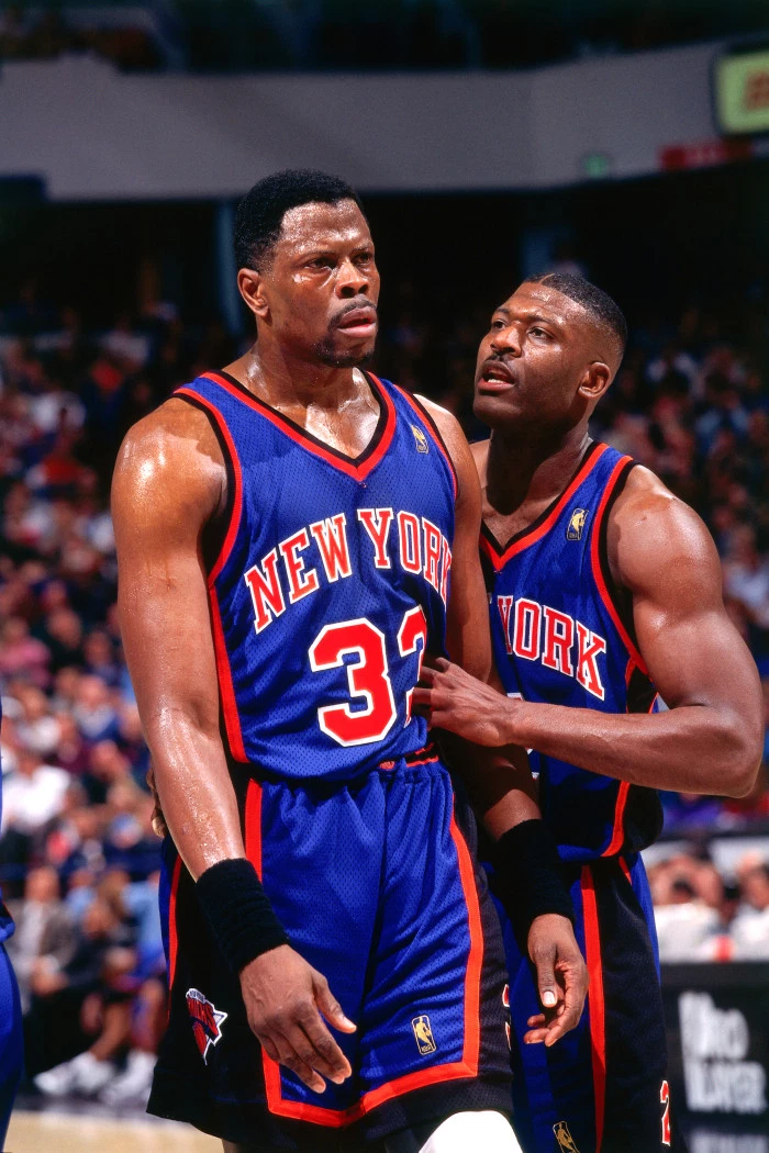 The 30 best NBA throwback jerseys ever Knicks basketball
