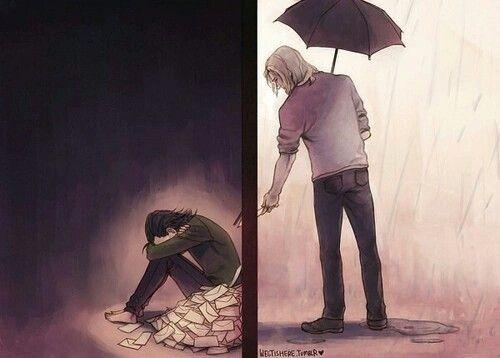 That's so sad :(❤❤