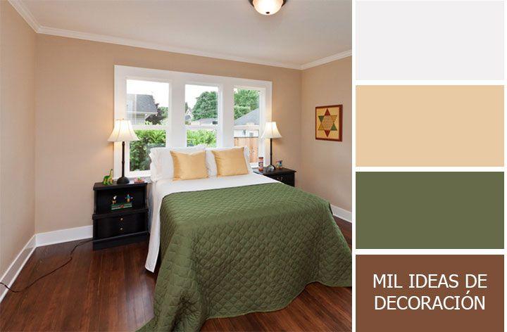 40 Magnificas Combinaciones De Colores Para Pintar El Dormitorio Colores Para Dormitorio Paletas De Colores Para Dormitorio Colores De Casas Interiores
