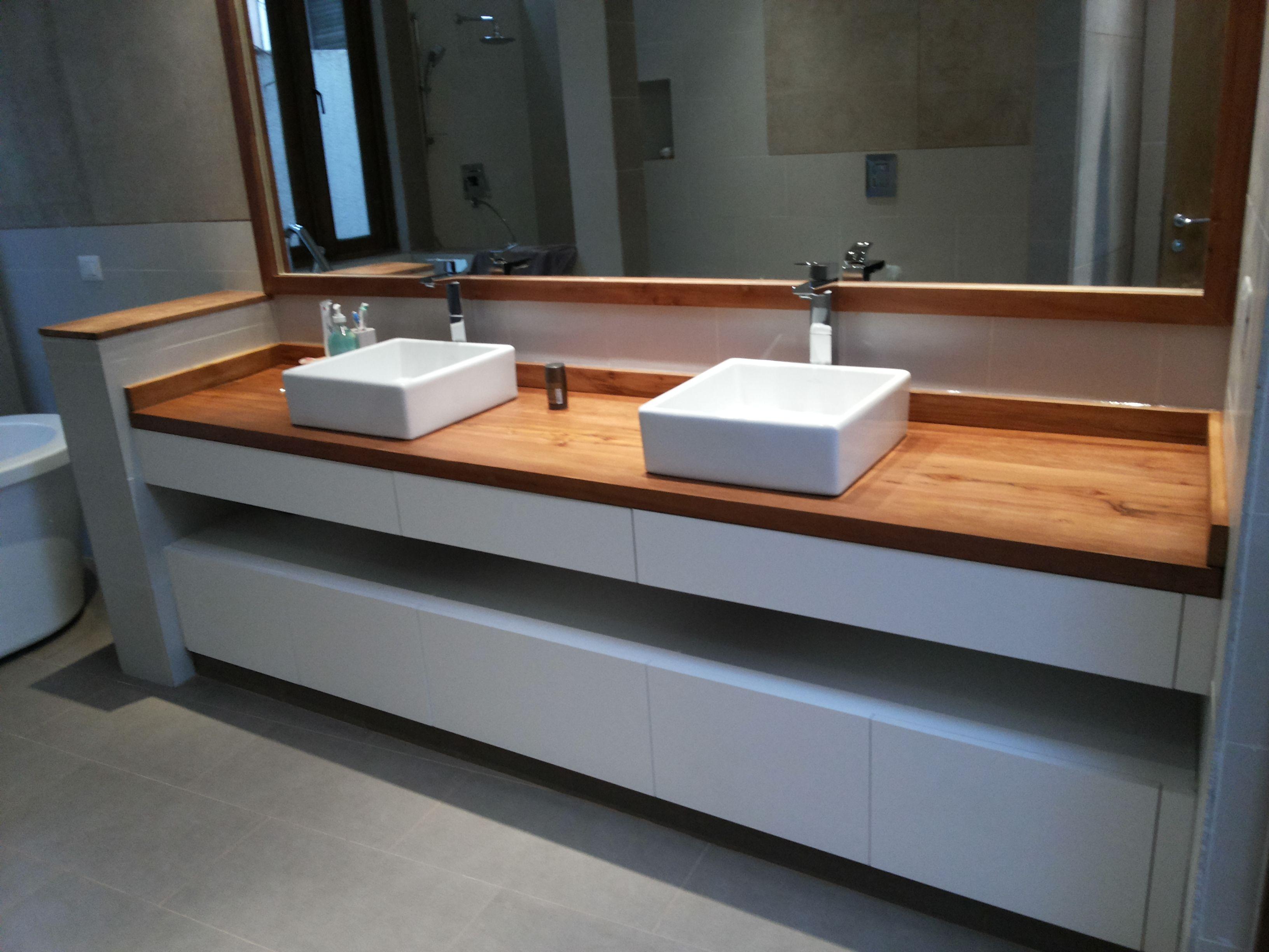 vanitorio baño principal   Badezimmer, Baden, Zimmer