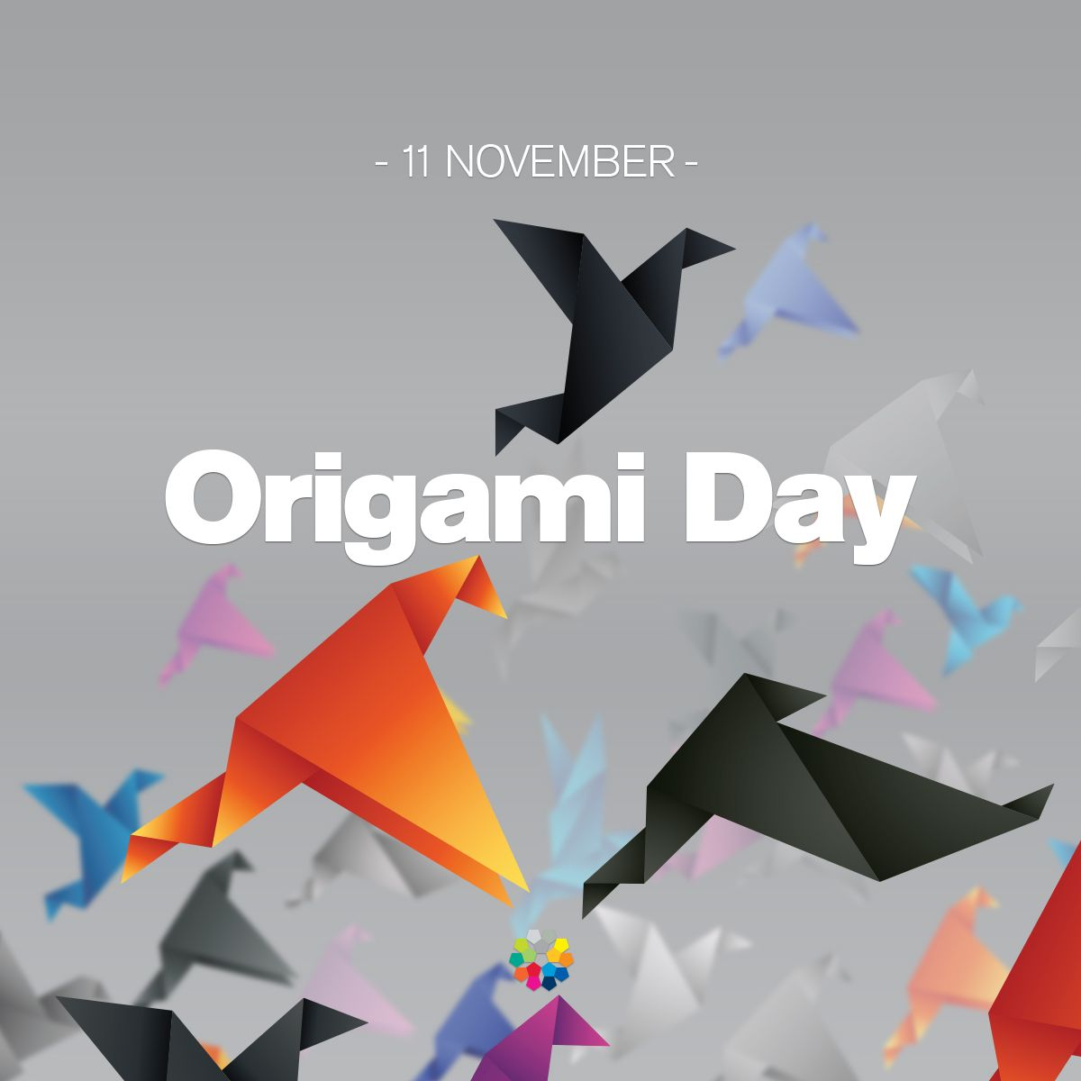 Origami Day Promotes The Paper Crane As An International Symbol Of