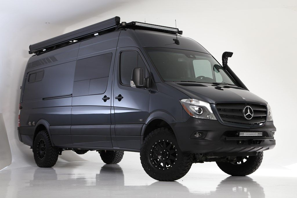 mercedes sprinter sprinter van pinterest fourgon am nag campingcar et campeur. Black Bedroom Furniture Sets. Home Design Ideas