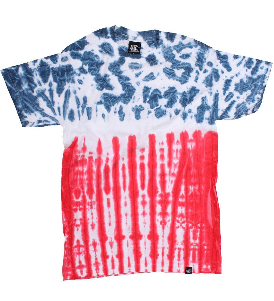 25 tie dye flag tee my style pinterest american flag tie
