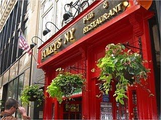 Pin by Michele Leathead on New York | Herald square nyc, Irish pub, Bar  design restaurant