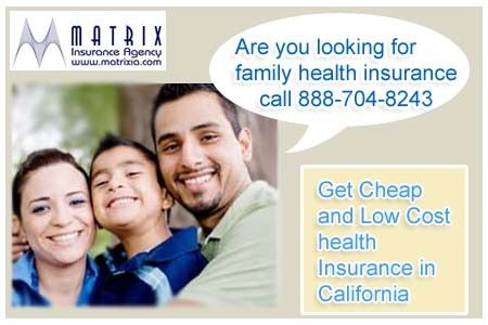 Health Insurance Coverage California, Individual, Family ...