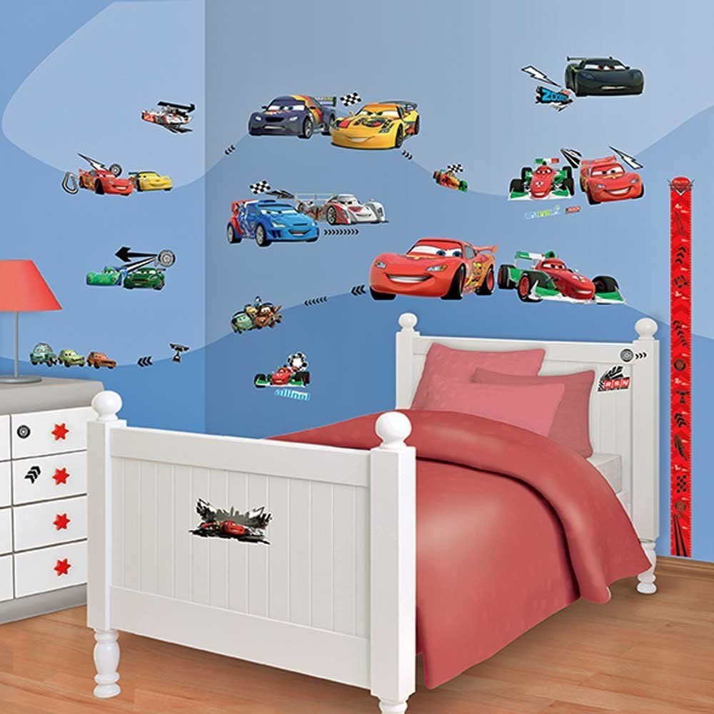 Room · Walltastic Disney Cars Room Decor ...