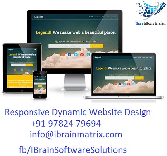 Available Excellent Responsive Website Design Services Today. Call: +9197824 79694, info@ibrainmatrix.com!! Visit at http://www.ibrainsoftwaresolutions.com/ #Responsivewebdesign #Websitedesign #Webdesign #MobileResponsivedesign