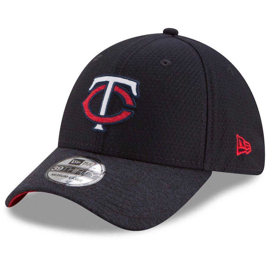 new arrival 87a81 2b095 Men s Minnesota Twins New Era Navy Popped Shadow 39THIRTY Flex Hat, Your  Price   29.99