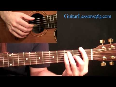 Imagine Acoustic Guitar Lesson John Lennon Youtube Music