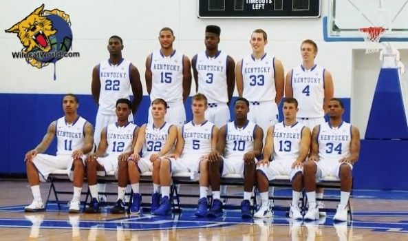 2012 2013 Kentucky Wildcats Team Photo I Am Sooooo Ready To Get This Season Started Kentucky Kentucky Wildcats Big Blue Nation