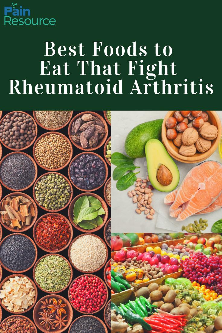what diet is good for rheumatoid arthritis