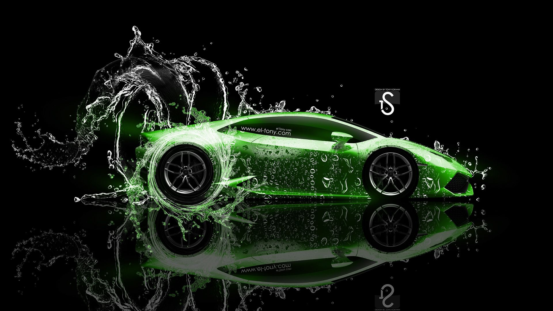 Lamborghini Huracan Tuning Front Water Car 2014   Lamborghini Huracan  Fantasy Plastic Bull Car Huracan Tuning Front Crystal City Car IPhone X  Back Logo ...
