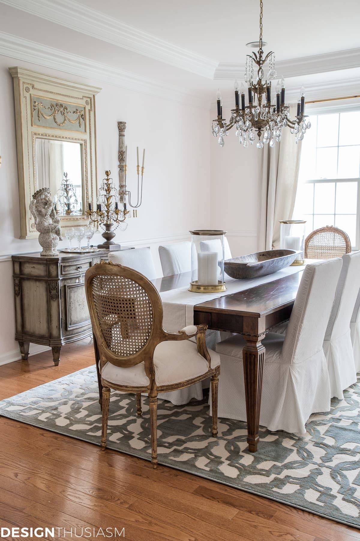 How To Decorate With Casual Elegance The Top 10 Posts Of 2018 Dining Room Cozy Dining Room Decor Dining Room French