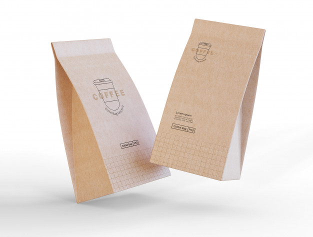 Download Discover Thousands Of Free Psd On Freepik Bag Mockup Coffee Bag Coffee Bag Design