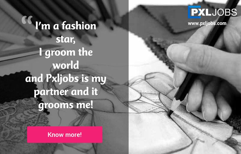FashionDesigner Required For CreativeIndustries Job Role