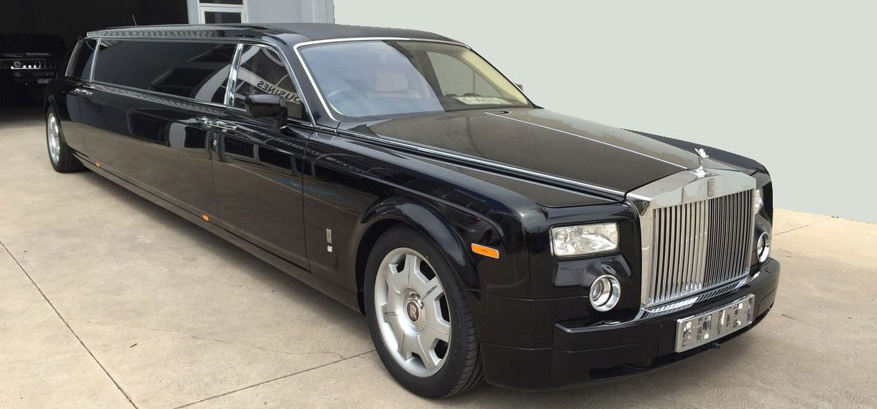 Rolls Royce Limo >> La Rolls Royce Phantom Limousine Intemporelle Et
